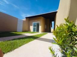 WS casa nova com 90m² com 2 quartos amplos 2 banheiros