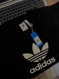 Camisa Adidas Original Preta GG