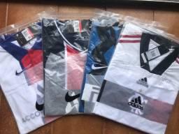 Camisas de times - 1 LINHA