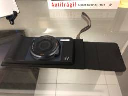 Kit Snap p/ Moto Z: Câmera HasselBlad + JBL Soundboost 2