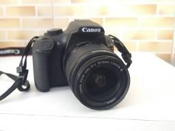 Título do anúncio: Câmera Cânon T6