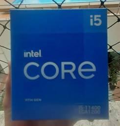 PROCESSADOR intel core I5 11400