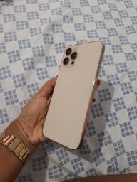 Título do anúncio: Iphone 12 pro 128G Gold