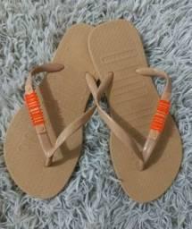 Sandálias Premium promoção atacado