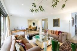 Título do anúncio: Moema Mobiliado Lindíssimo! 223 m2 3 suites + escritório 4 vagas