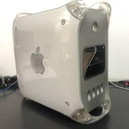 Título do anúncio: Para Colecionador Apple Power Mac G4 Funcionando - OSx 10.4