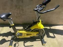 Título do anúncio: Bicicleta Spinning 8kg WCT Fitness