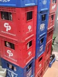 Caixas de litrão