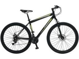 Bicicleta Aro 29 Mountain Bike Colli Bike Freio a Disco 21 Marchas Câmbio Shimano<br><br>