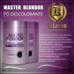 Título do anúncio: Pó Descolorante Master Blondor 500g
