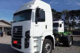 VW Constellation 19-320 4x2 Teto Alto 2011