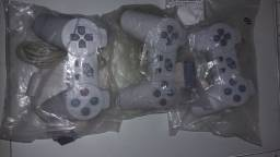 Controles de PS1 novos