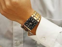 Relógio Wwoor Novo, Original e Acompanha Caixinha