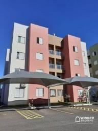 Apartamento com 2 dormitórios à venda no Jardim Aeroporto - Apucarana/PR