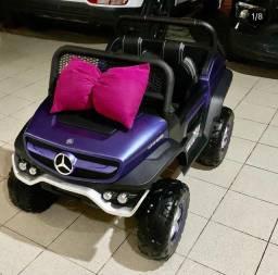Mercedes infantil