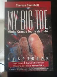 Título do anúncio: Livros My Big Toe ( Os 3 livros )