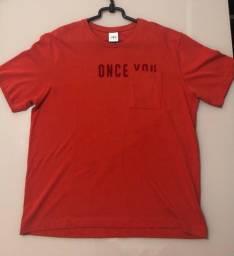 Camiseta Zara GG