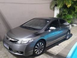 Honda Civic Exs  Versão + Top Completa do New Ciivic Automático + Cambio Borboleta