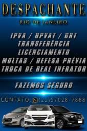 Título do anúncio: Despachante Santíssimo Campo Grande Bangu