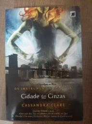 Livro - Os Instrumentos Mortais Cidade Das Cinzas
