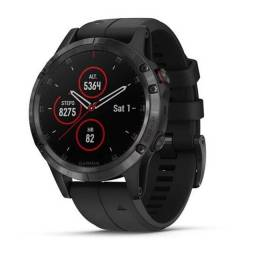 Relogio GPS Garmin Fenix 5 Plus Sapphire