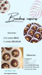 Título do anúncio: Trufas de chocolate