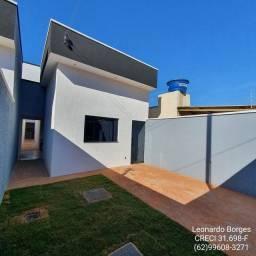 Casa de 2 quartos com 1 suíte + área de churrasco - Solar Ville