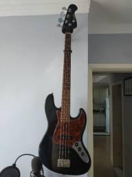 Contrabaixo Eagle Jazz Bass