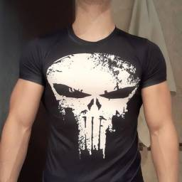 Camisa 3d Punisher