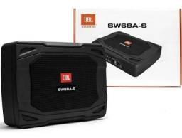 Título do anúncio: Caixa Amplificada JBL SW68A-S 6x8