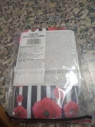 Kit de manicure de viagem