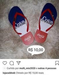 Sandália personalizado