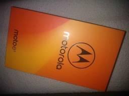 Caixa manual e acessórios originais do celular Motorola serve para todos tudo novo sem uso