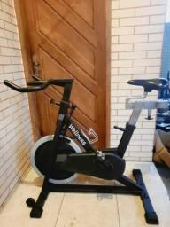 Bicicleta ergometrica Spinning WELLNESS 'Entrego/aceito cartao'