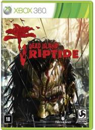 Dead Island Riptide Xbox 360 Mídia Física
