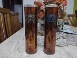Perfume cuba magnum BLUE e BLACK 130ml