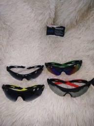 Óculos ciclista UV