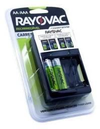 Carregador de pilhas Rayovac ORIGINAL