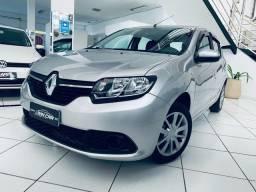 Renault Sandero expression 1.0 completo 2019