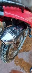 Título do anúncio: Escapamento Esportivo Fortuna Moto Bros 150 ou 125