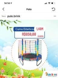 Promoção Cama Elástica 1.40 Metros  650,00