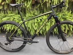 Bicicleta Seminova Epic HT Comp Carbon