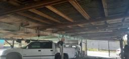Título do anúncio: Vendo telhado de estacionamento