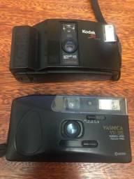 Coleção de máquinas fotográficas
