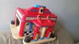 Brinquedo Raro posto Mickey Mouse antigo Disneslandia
