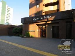 Apartamento com 3 dormitórios para alugar, 127 m² por R$ 2.500,00/mês - Edificio Residenci
