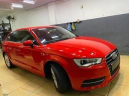 Título do anúncio: Audi a3 1.4 tfsi sportback s tronic 2014