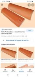 Título do anúncio: Vendo 2 milheiros de telhas paulistas 1 real cada