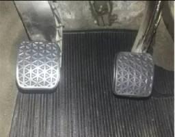 Título do anúncio: Kit capas pedaleiras de borracha onix prisma cobalt spin