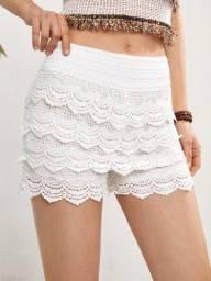 SHEIN Short crochet